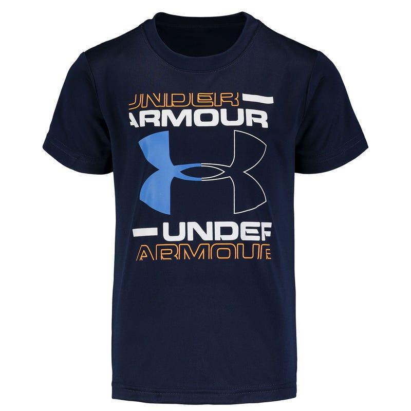 T-shirt UA Boxed Logo 2-4