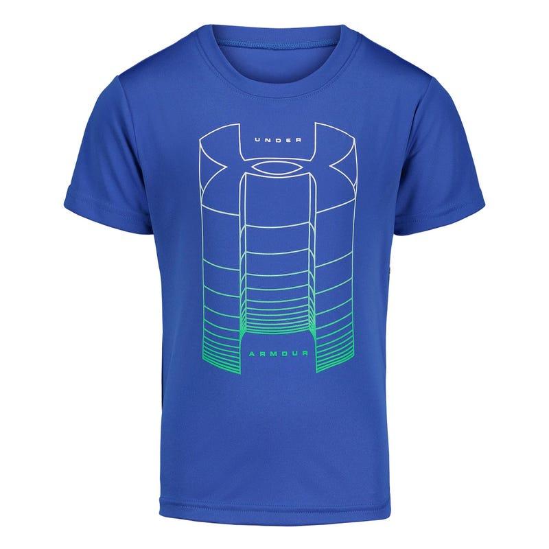 T-shirt UA Rising Logo 2-4