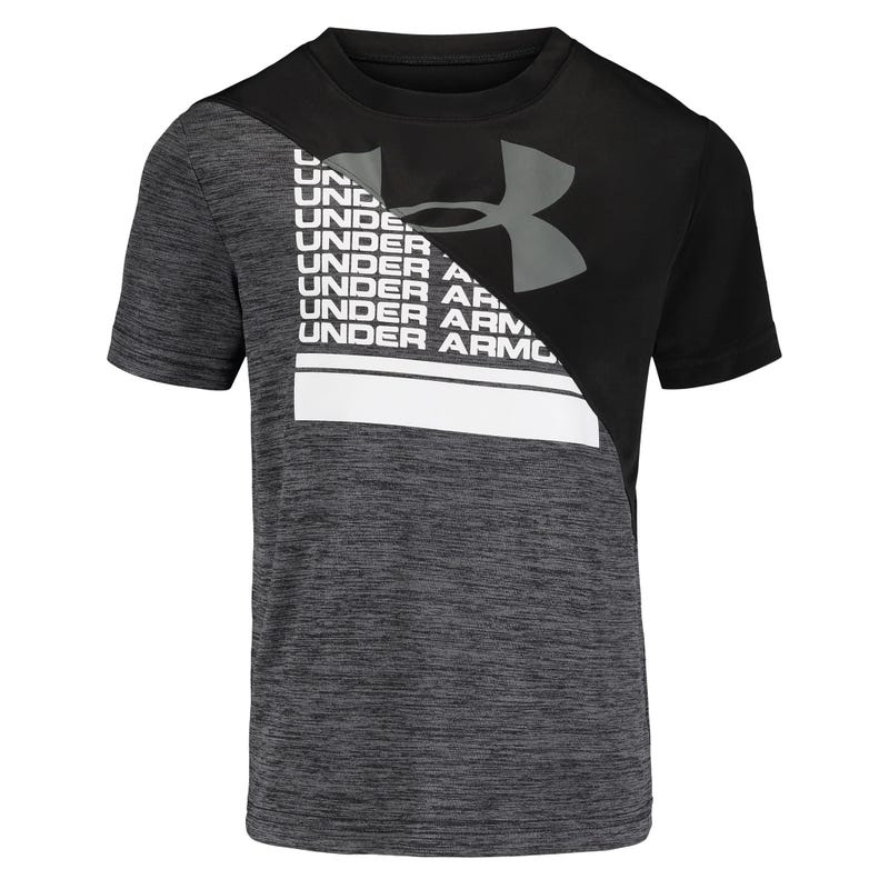 UA Split T-Shirt 4-7y