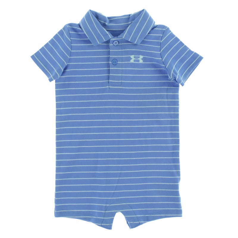 Barboteuse Stripe Polo 12-24m