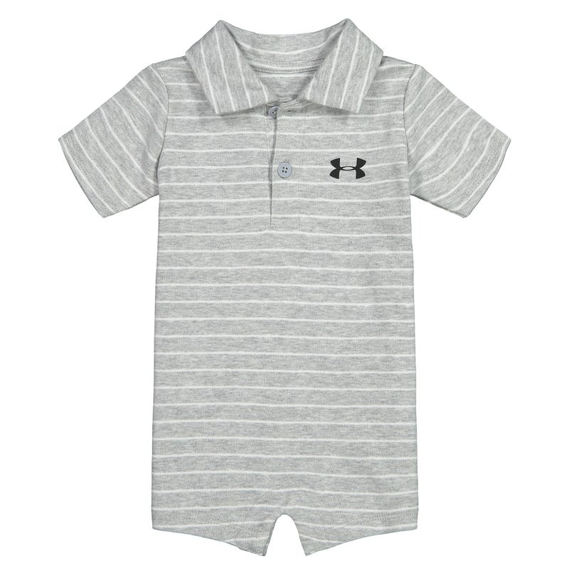 Barboteuse Stripe Polo 0-12m