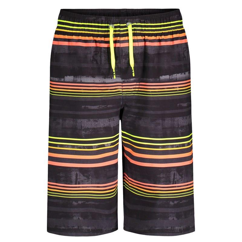 UA Variegated Stripe Short 8-16y