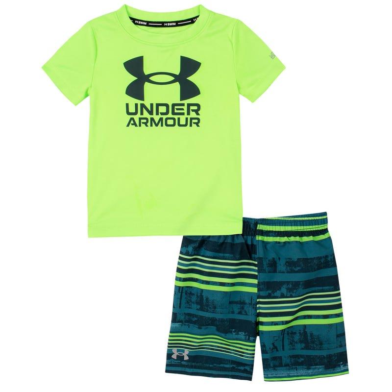 T-Shirt Maillot 2 Pièces UV 12-24mois