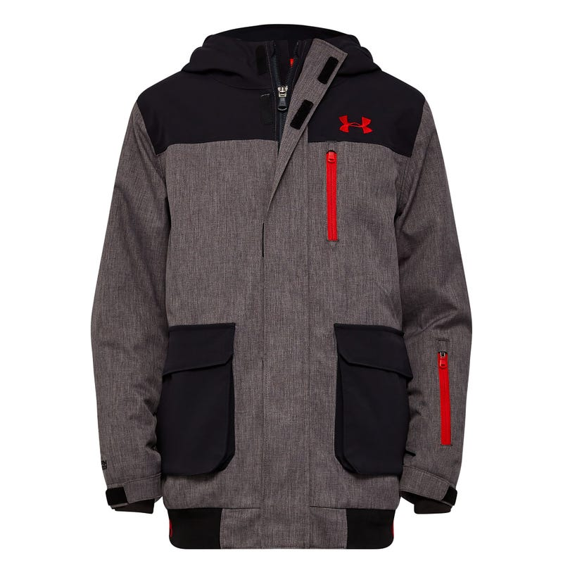 UA Knee Deep Jacket Black