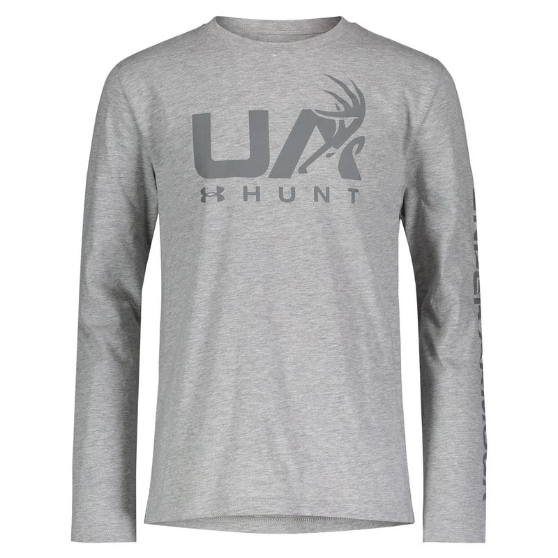 T-shirt Manches Longues Antler Logo 8-16ans