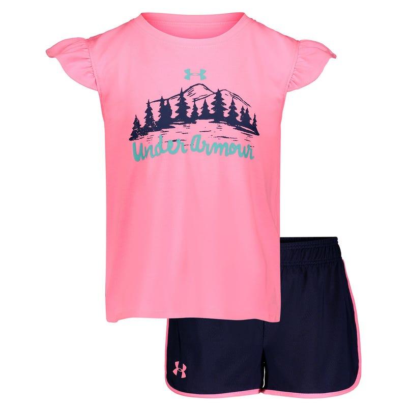 Ens 2pcs T-shirt Wordmark 2-4