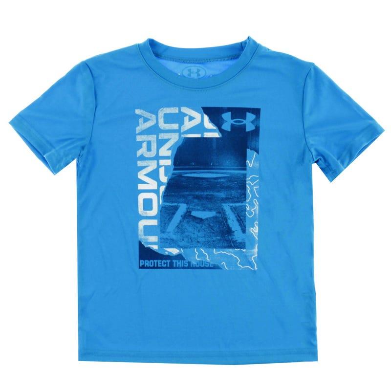 Baseball Field T-shirt 4-7y