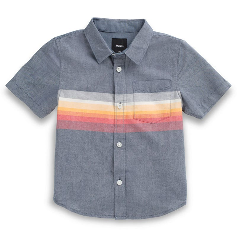 Chemise Frequency 8-16ans