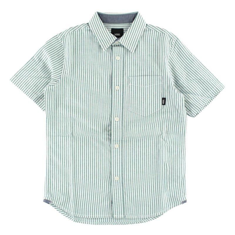 Houser Short Sleeve Buttondown Shirt 8-16y