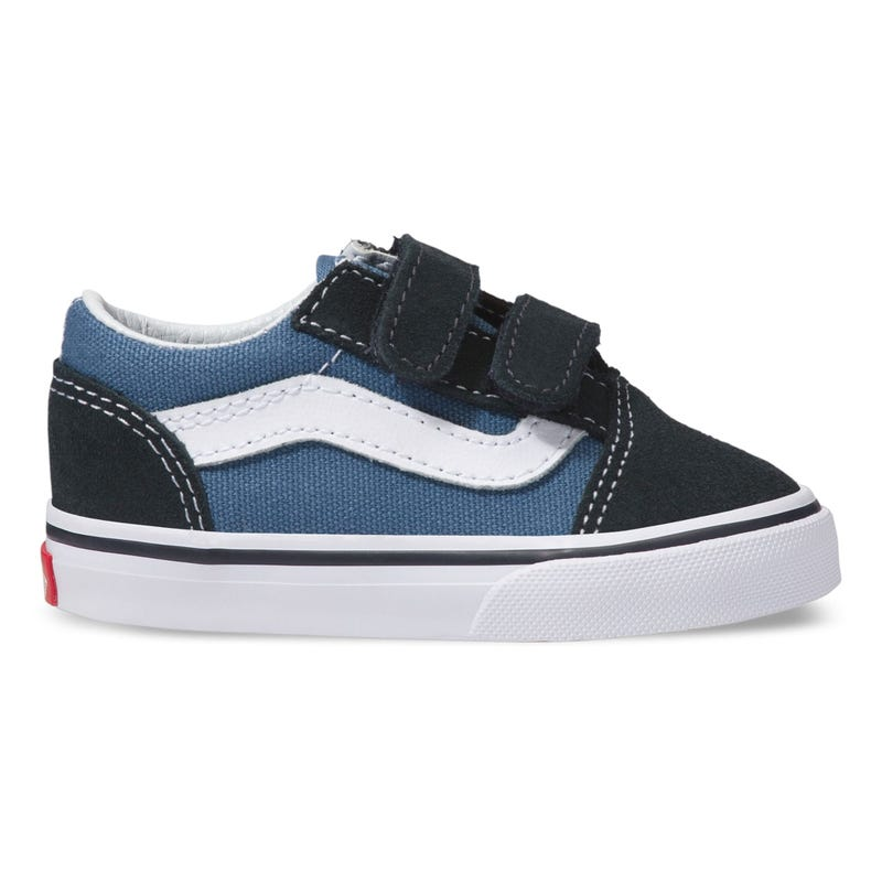 Old Skool V Shoes Sizes 4-10 - Navy