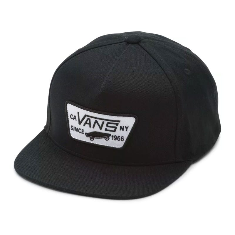 Full Patch Snapback Boys Cap