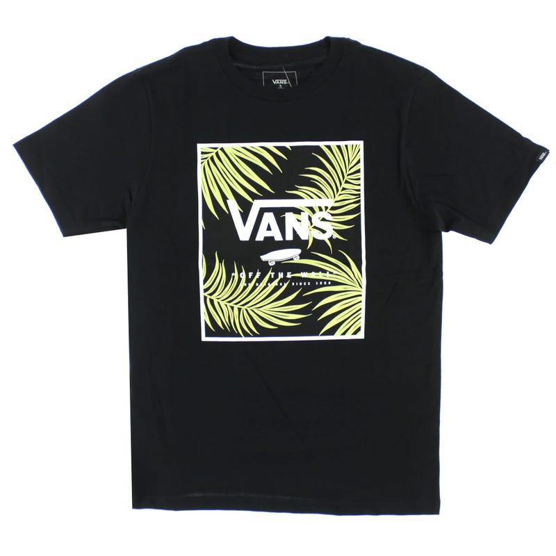 Sunny Lime Palm T-Shirt 8-16y