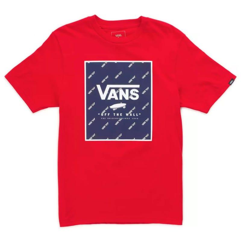 Print Box Boys T-shirt 8-16y