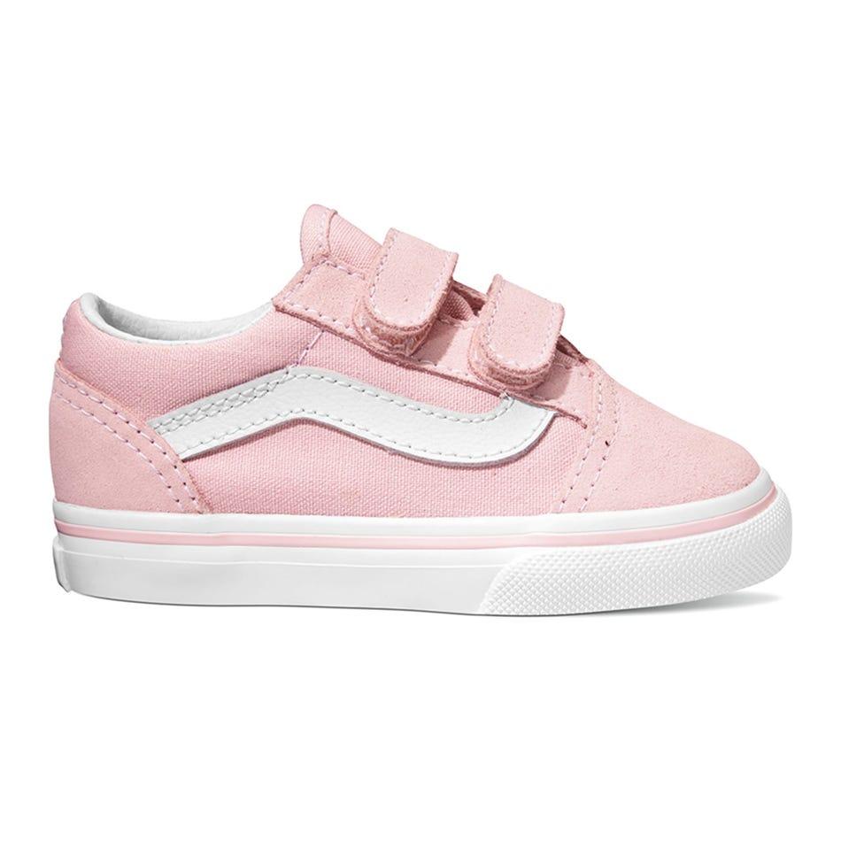 8b69d5f0227 Vans Shoe Old Skool V Pink 4-10 - Clement