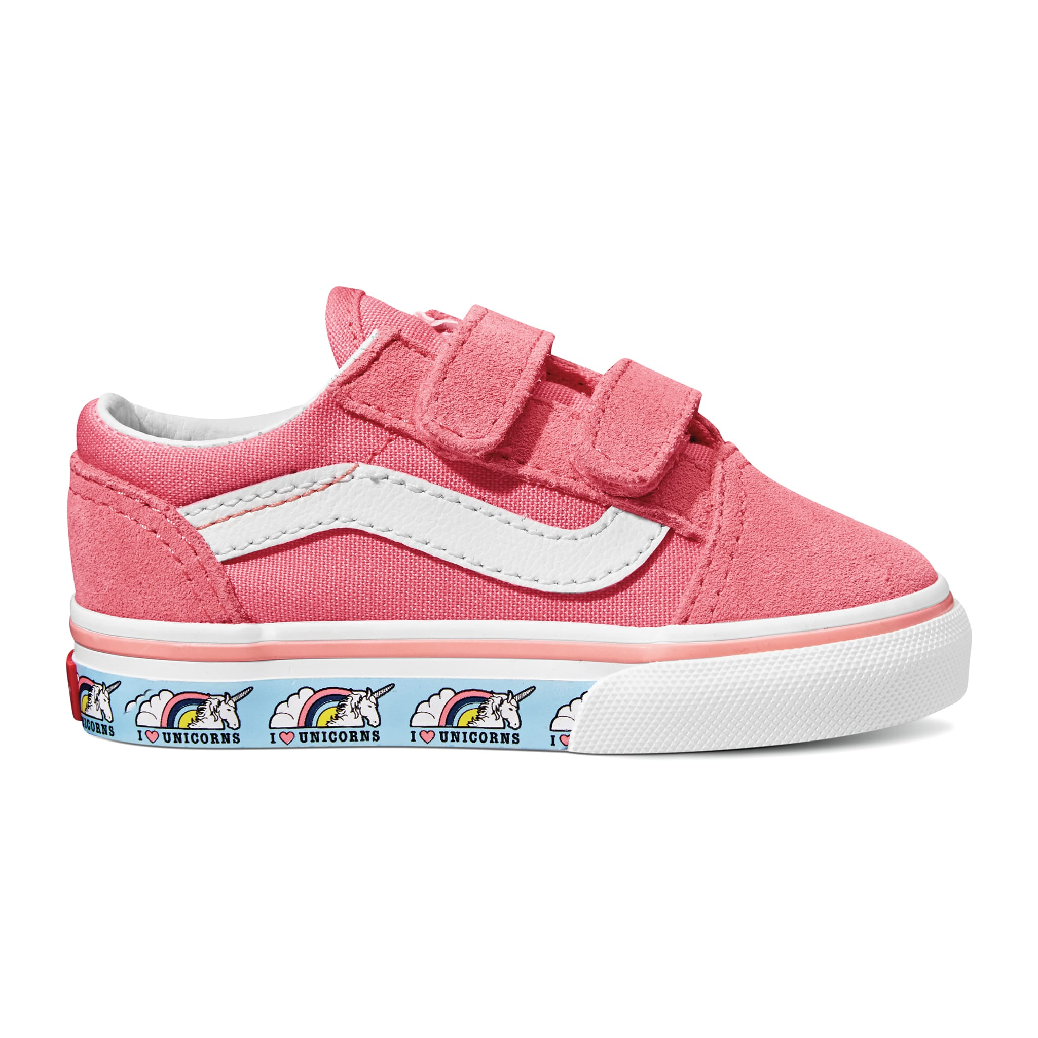 6516e82ee Vans Shoe Old Skool Sizes 4-10 - Unicorn - Clement
