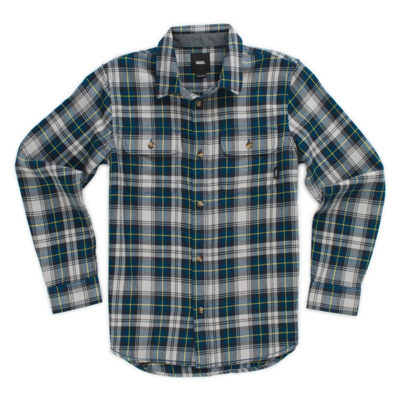 Chemise Manches Longues Sycamore 8-16ans