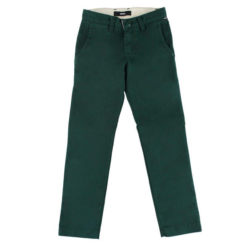 Pantalon Chino Authentic Stretch 8-16ans