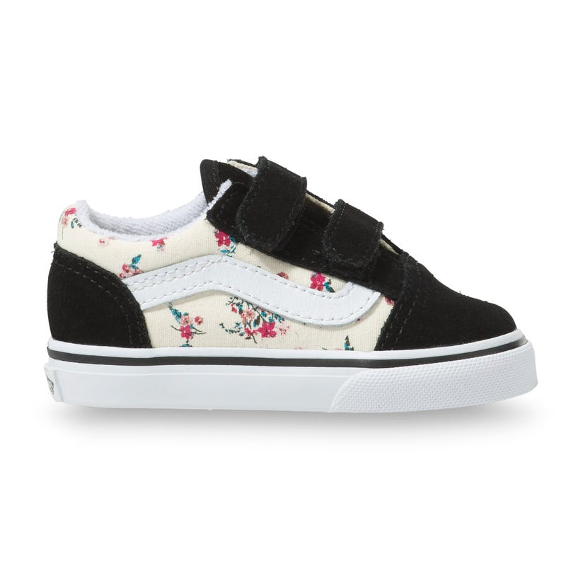 Old Skool V Ditsy Floral Sizes 4-10