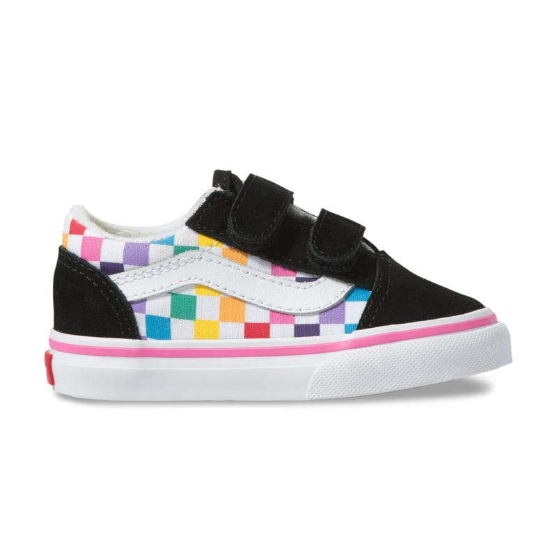 Soulier Old Skool Rainbow Pointures 4-10