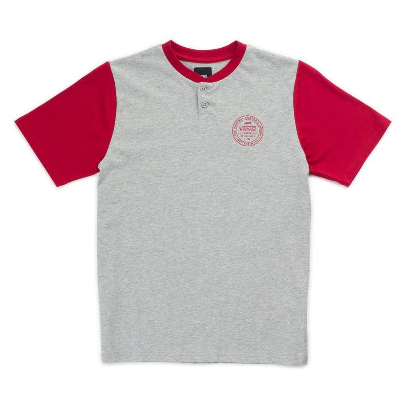 T-Shirt Boutons Denton 8-16