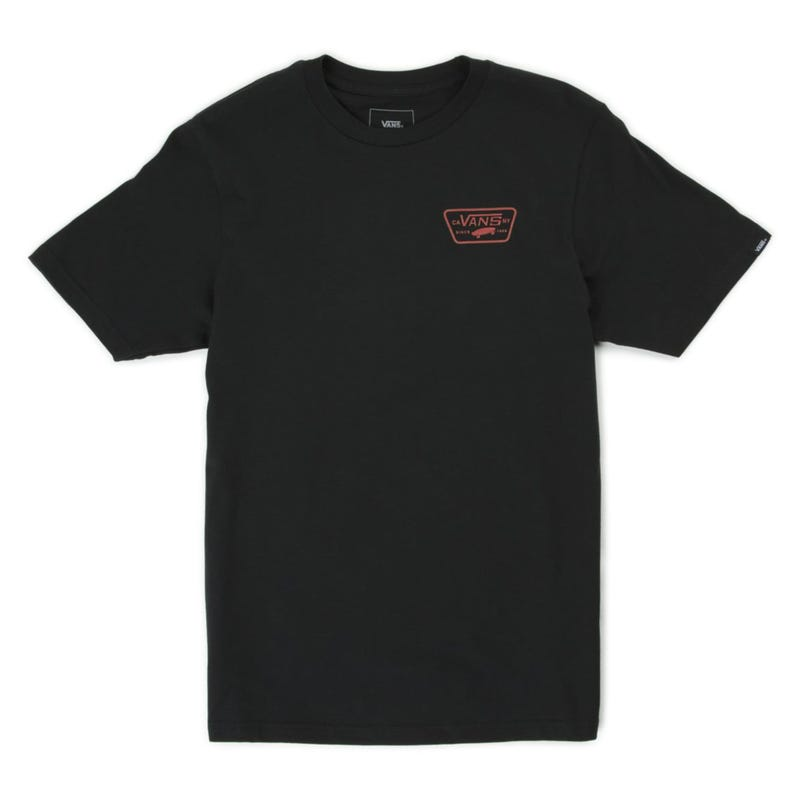 Full Patch Back T-Shirt 8-16y