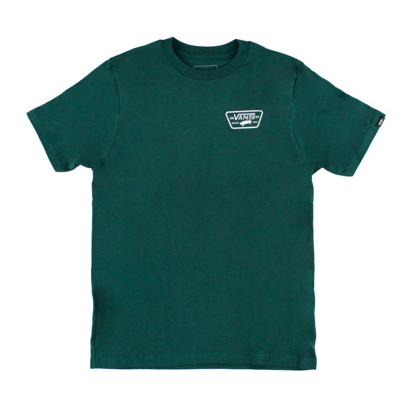 Full Patch Back T-Shirt 8-16