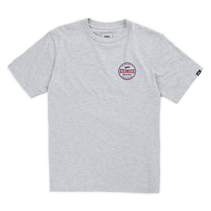 T-Shirt Cherckerboard 8-16ans