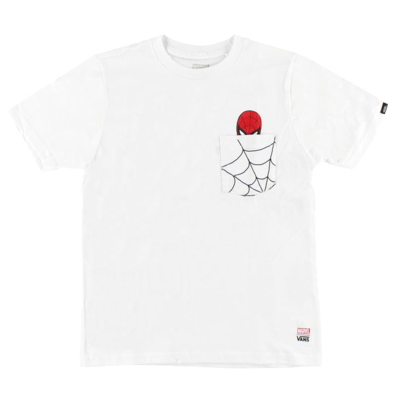 Spiderman T-Shirt 8-16y