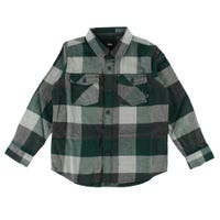 Box Flannel L/S Shirt 3-7