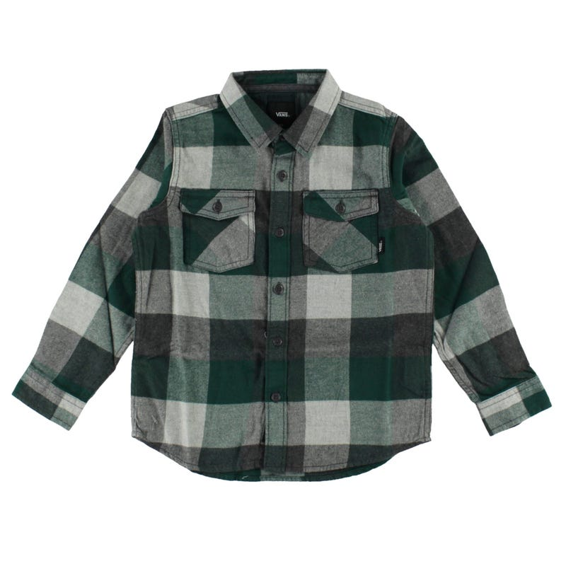 Chemise Manches Longues Box Flannel 3-7ans