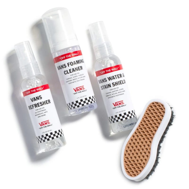 Shoe Care Travel Kit