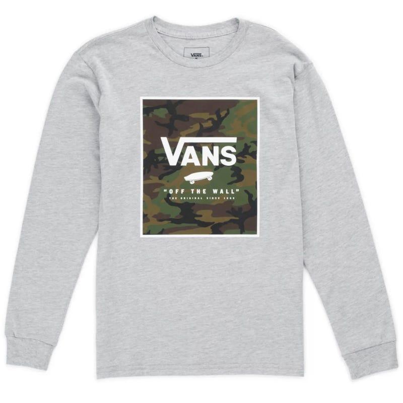 Print box t-shirt 8-16