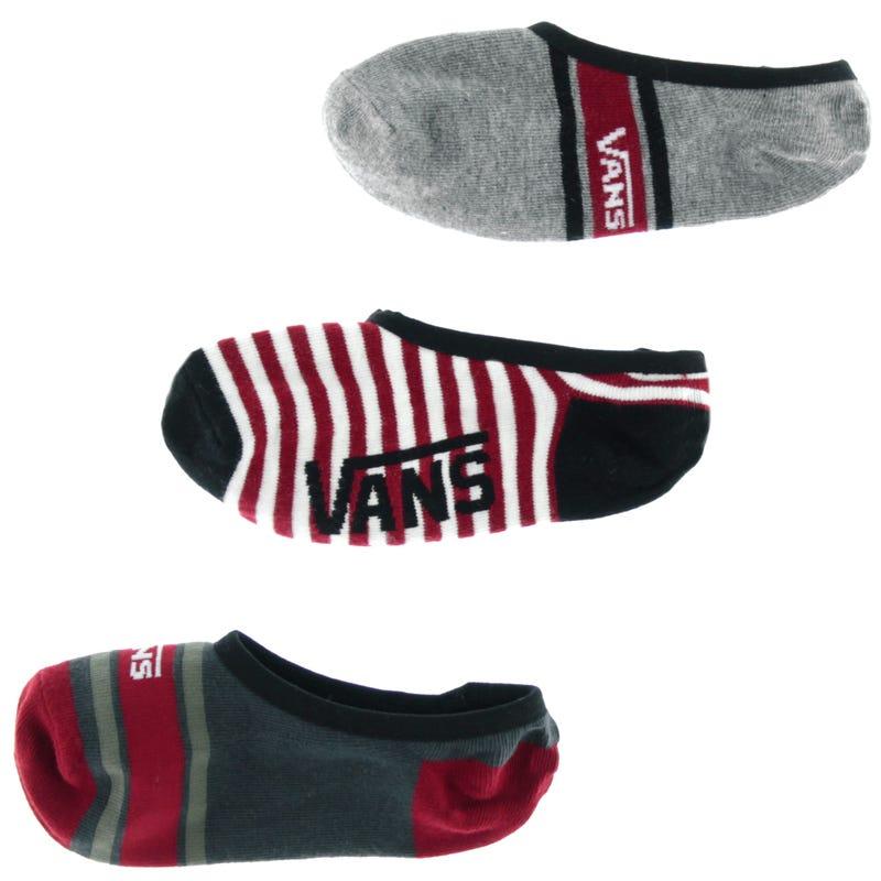 Cheer Girl Socks Sizes 1-6 - Set of 3