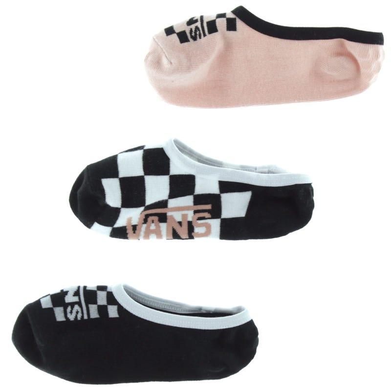 Funday Girl Socks Sizes 1-6 - Set of 3