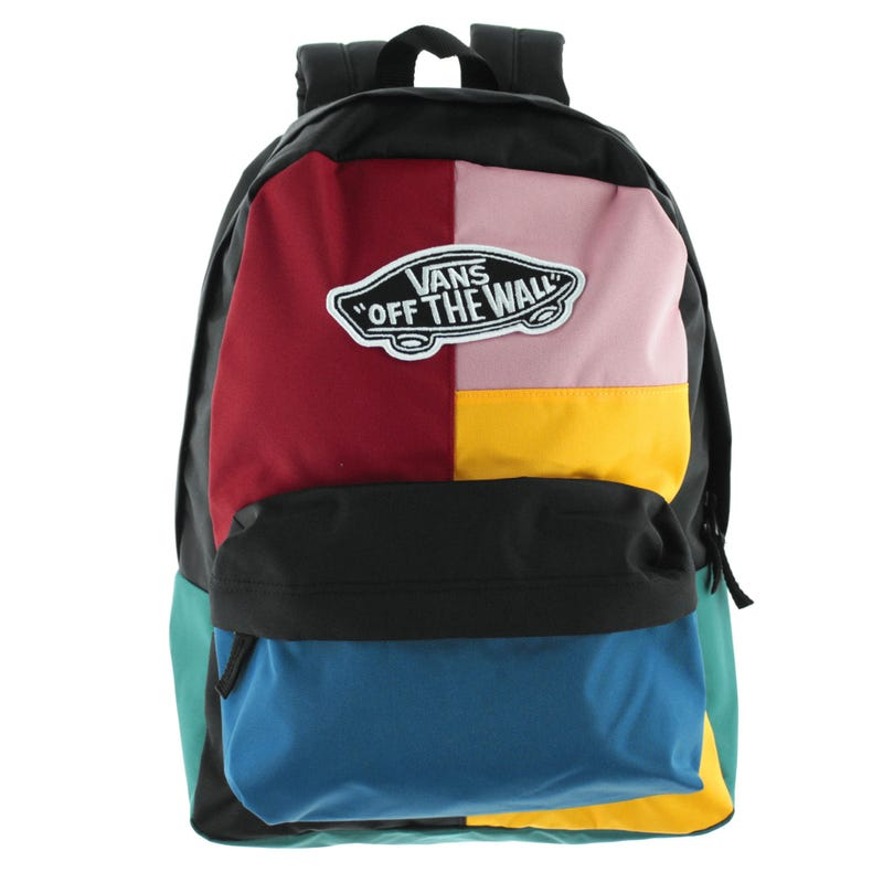 Colorblock Realm Backpack 7-14y
