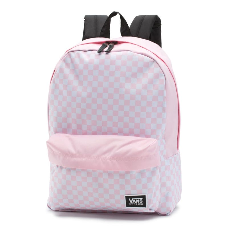Checker Backpack 8-16y