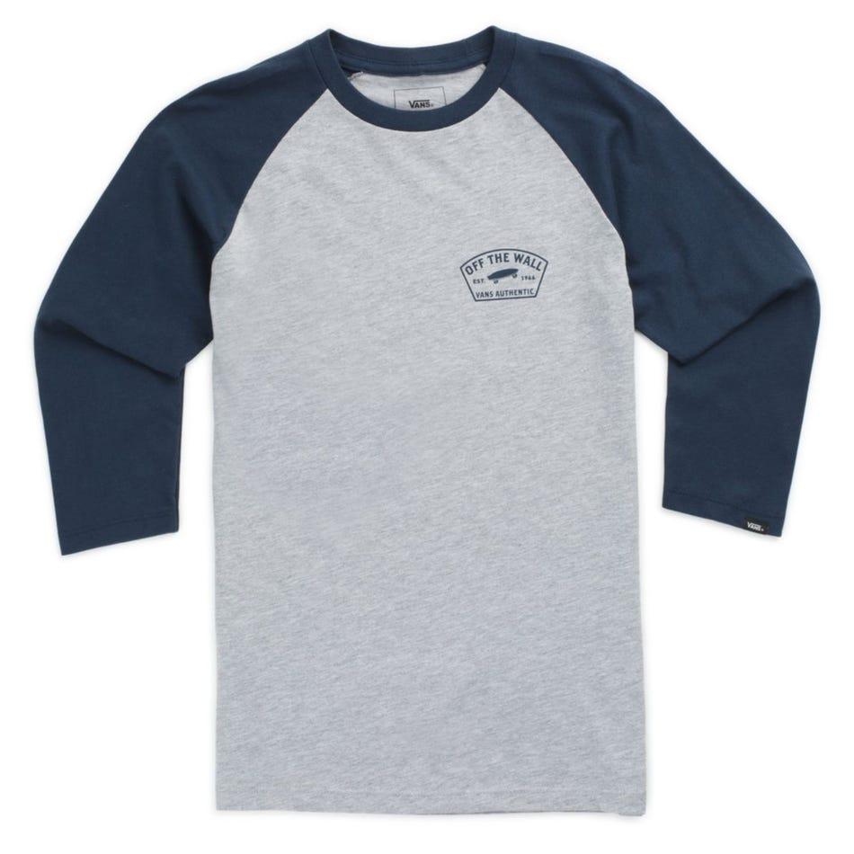 881325dd71 Vans Workwear Raglan T-Shirt 8-16y - Clement