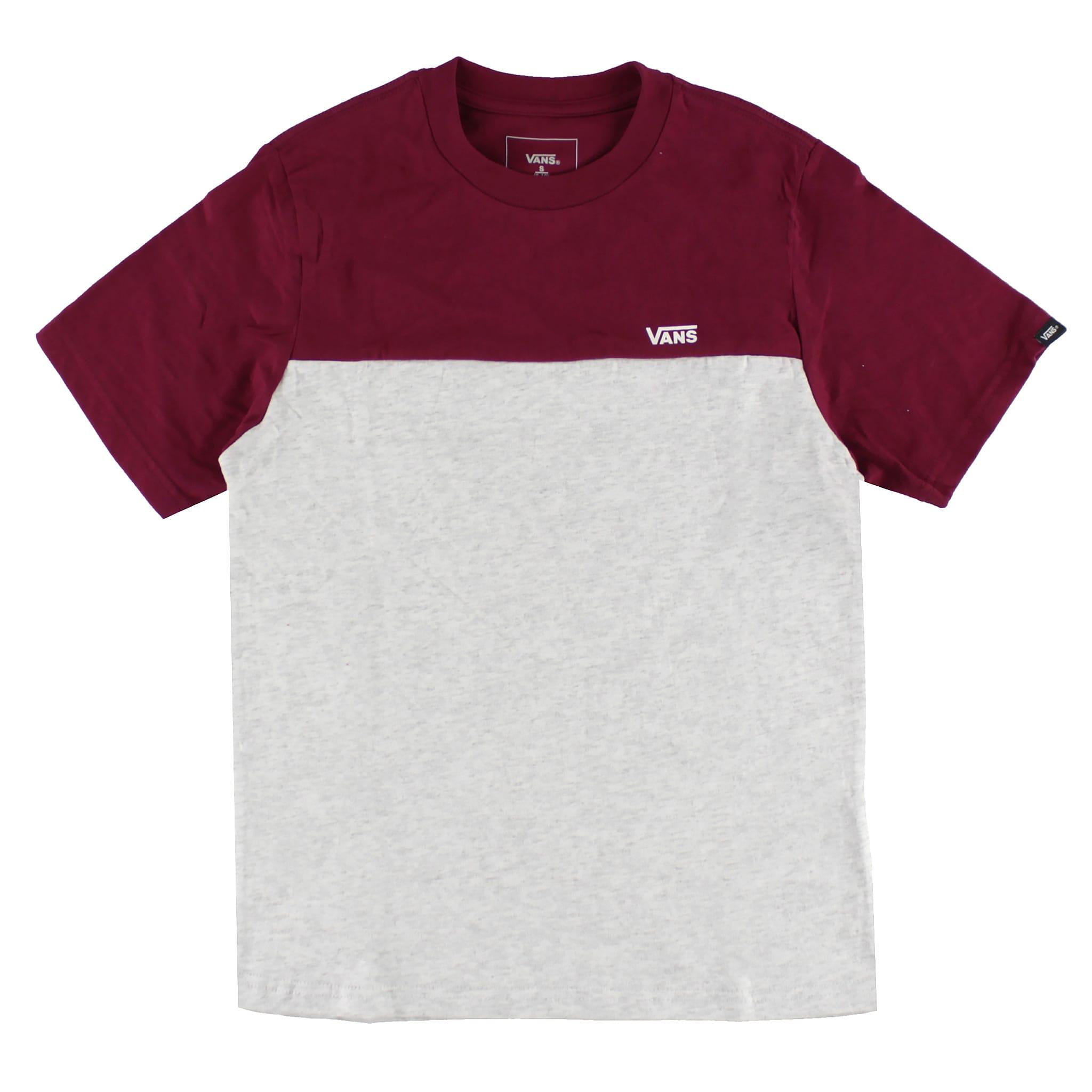 tee shirt vans 16 ans