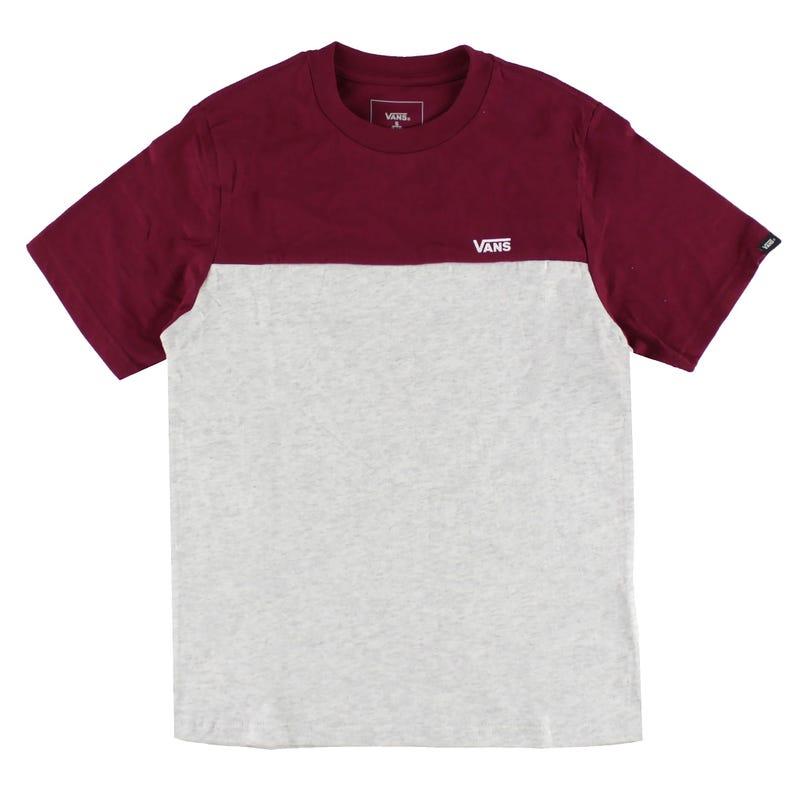Color Block T-Shirt 8-16y