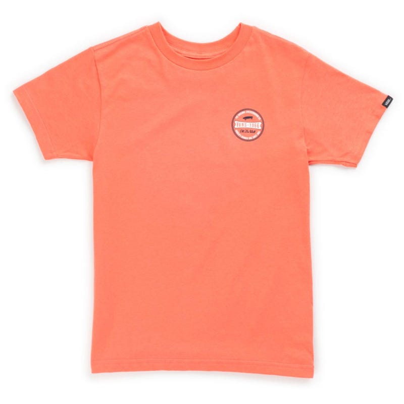 Wide Side T-Shirt 8-16y