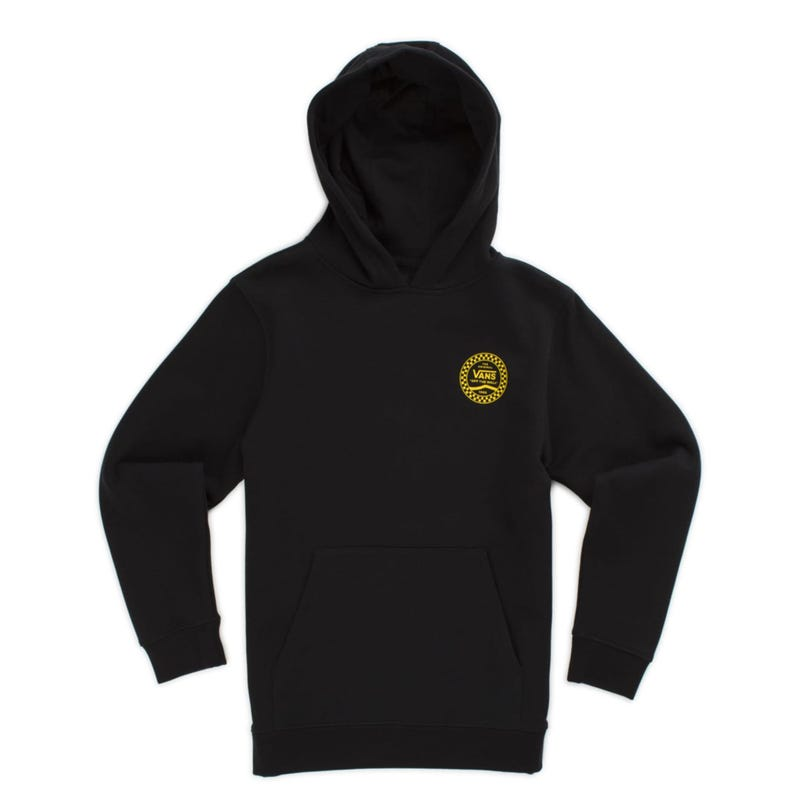 Checkered Side Hoodie 8-16