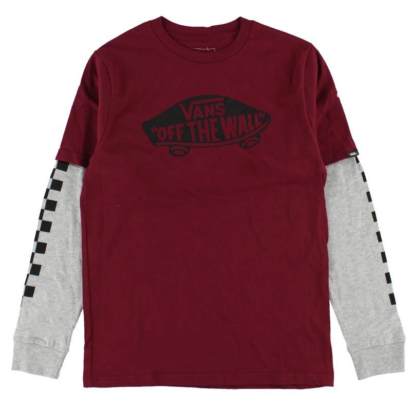 Otw Twofer L/S T-Shirt 8-16