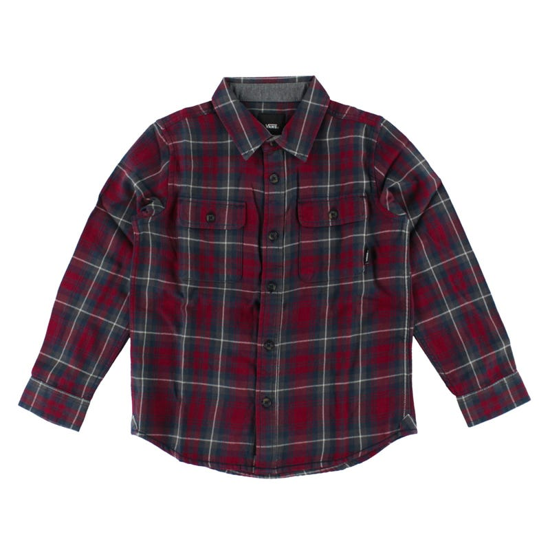 Sycamore L/S Shirt 3-7