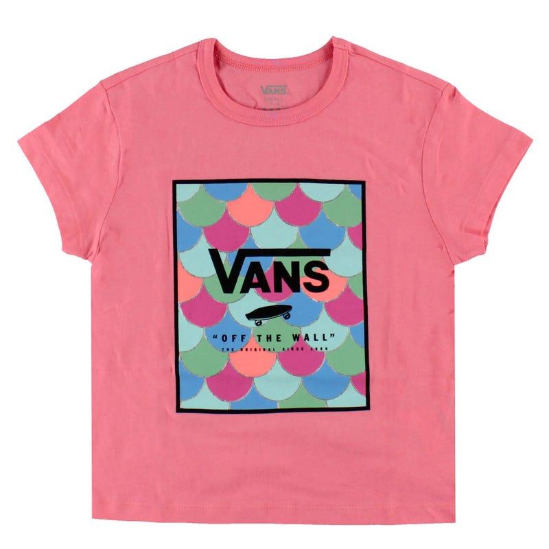 T-Shirt Vans Maid Raglan 7-14ans