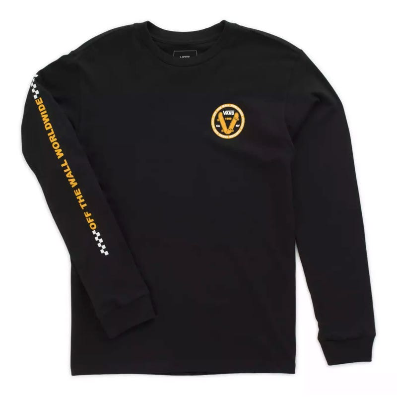 Old Skool V LS Boys T-Shirt 8-16y