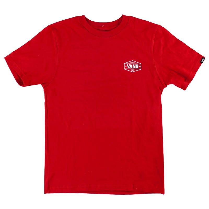Vans Standard SS Boys T-Shirt 8-16y