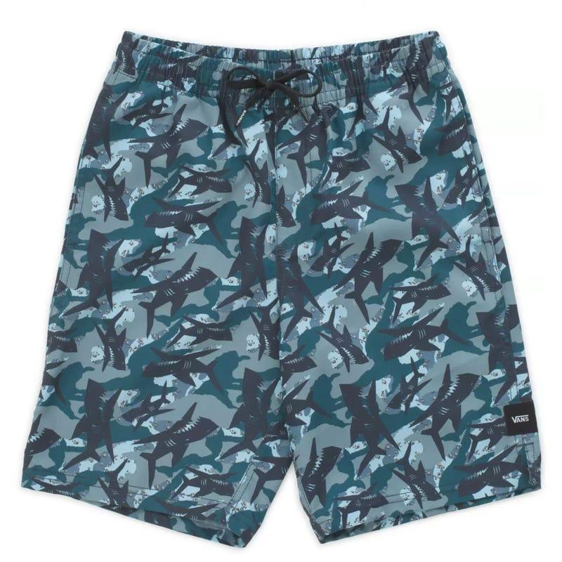 Shark Camo Mixed Volley Boys 8-16y