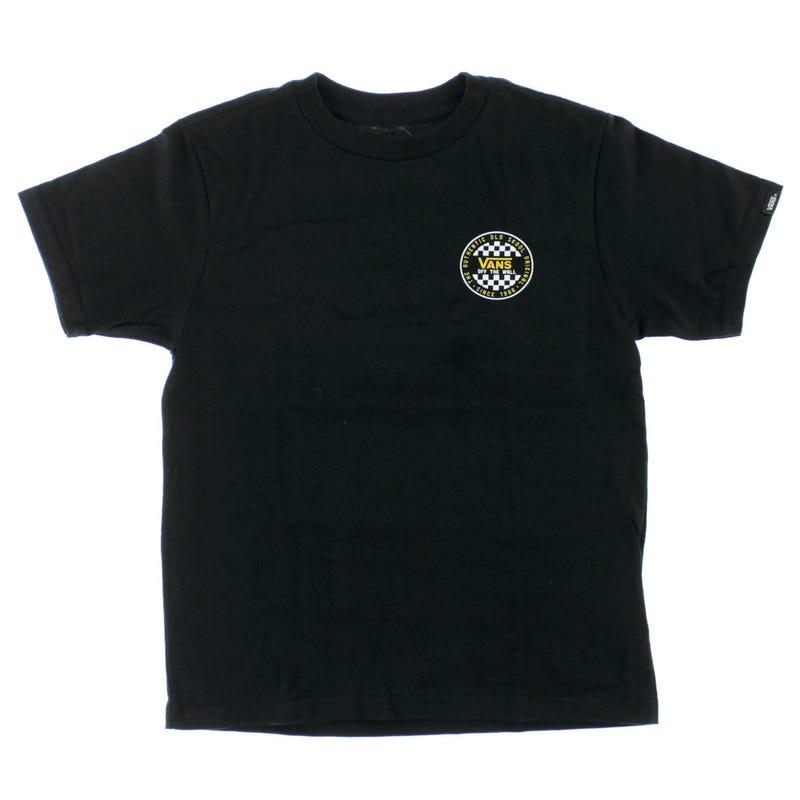 OG Checker SS Boys T-shirt 8-16y