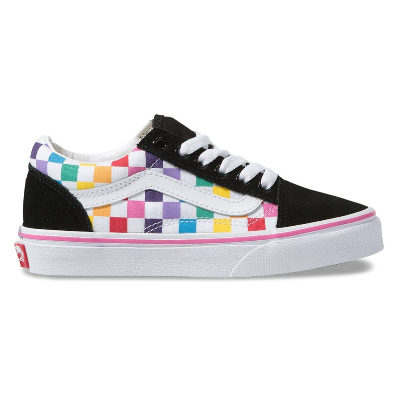 Soulier Old Skool Rainbow Pointures 11-4