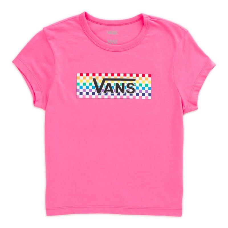 Check Tangle T-Shirt 7-16